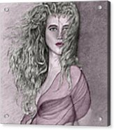 Clarise II Acrylic Print