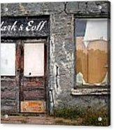Clark And Eoff Acrylic Print