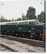 Class 40 Diesel Acrylic Print