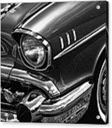 Classic '57 Chevy Acrylic Print