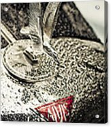 Classic Alvis Acrylic Print by Phil 'motography' Clark
