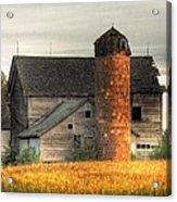 Classic Barn Acrylic Print