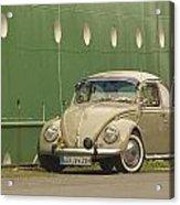 Classic Beetle 7 Acrylic Print