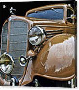 Classic Car - 1935 Buick Victoria Acrylic Print