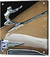 Classic Car - Buick Victoria Hood Ornament Acrylic Print