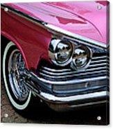 Classic Car Collection Acrylic Print