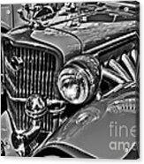 Classic Car Detail Acrylic Print