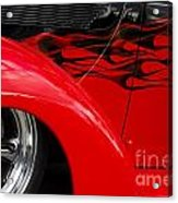 Classic Cars Beauty By Design 11 Acrylic Print