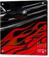 Classic Cars Beauty By Design 12 Acrylic Print