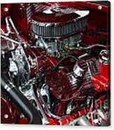 Classic Cars Beauty By Design 15 Acrylic Print