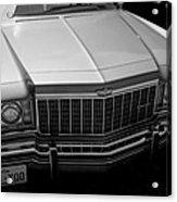 Classic Chevy Caprice  Acrylic Print