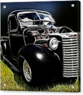Classic Chevy Truck Acrylic Print