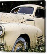 Classic Fleetline Car Acrylic Print