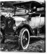 Classic Ford Acrylic Print