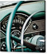 Classic Interior Acrylic Print by Jt PhotoDesign