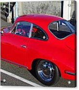 Classic Porsche 356c Acrylic Print