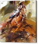 Classic Rodeo 6 Acrylic Print