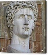 Classic Roman Noble Acrylic Print
