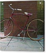 Classic Schwinn Bike  Acrylic Print