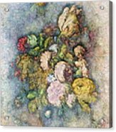 Classical Bouquet - V01c Acrylic Print