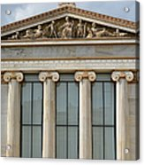 Classical Greek Acrylic Print