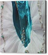 Classically Costumed Xviii Acrylic Print