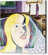 Claudia I Dreamt Acrylic Print