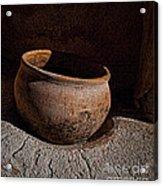 Clay Pot  ... Acrylic Print