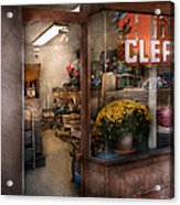 Cleaner - Ny - Chelsea - The Cleaners Acrylic Print