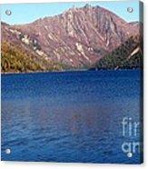 Clear Water Lake Acrylic Print