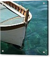 Clear Waters Acrylic Print