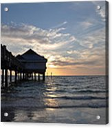 Clearwater Florida Pier 60 Acrylic Print