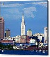 Cleveland Beauty Acrylic Print