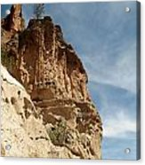 Cliff Dwellings Acrylic Print