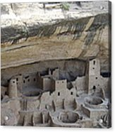 Cliff Palace Overview Acrylic Print