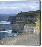 Cliffs Of Moher 4 Acrylic Print