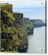 Cliffs Of Moher 7266 Acrylic Print