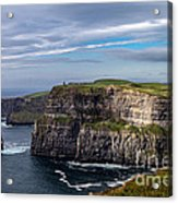 Cliffs Of Moher I Acrylic Print