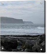 Cliffs Of Moher Ireland Acrylic Print