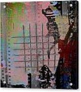 Climb To Lights  Acrylic Print