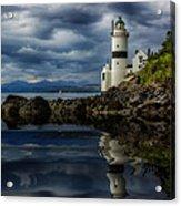 Cloch Lightouse Acrylic Print