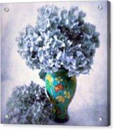 Cloisonne  Acrylic Print