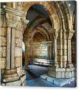Cloisters Arch Acrylic Print