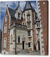 Clos Luce - Amboise - France Acrylic Print