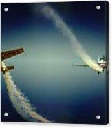 Close Flying Acrylic Print