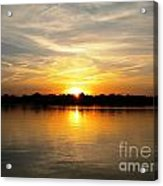 Close Of Day Acrylic Print