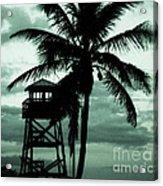 Close To Paradise No1 Acrylic Print