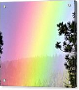Close To The Pot Of Gold Acrylic Print