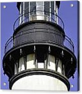 Close To The Top Acrylic Print