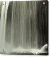 Close Up Of Cumberland Falls Acrylic Print